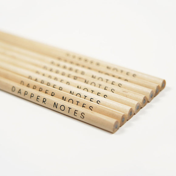 Dapper Notes - Pencil pack