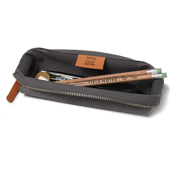 Field Notes - Zipped Pencil Case with Stuff