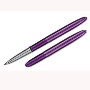 Fisher Space Bullet Pen with clip - Purple