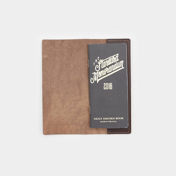 Word Standard Memo Cover - Brown