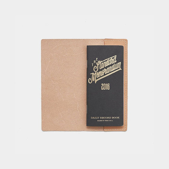 Word Standard Memo Cover - Tan