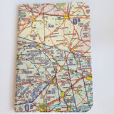 PocketNotes - Land, Sea & Air Notebooks - 3 Pack