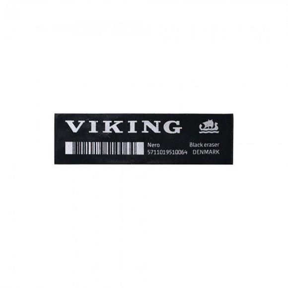 Viking Nero Eraser