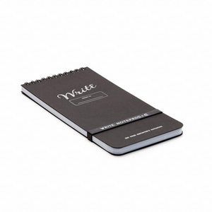 Write Notepads & Co - Reporter's Notebook - Black