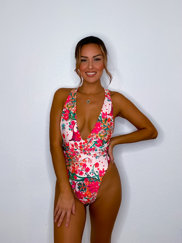 Eleuthera Antigua One Piece