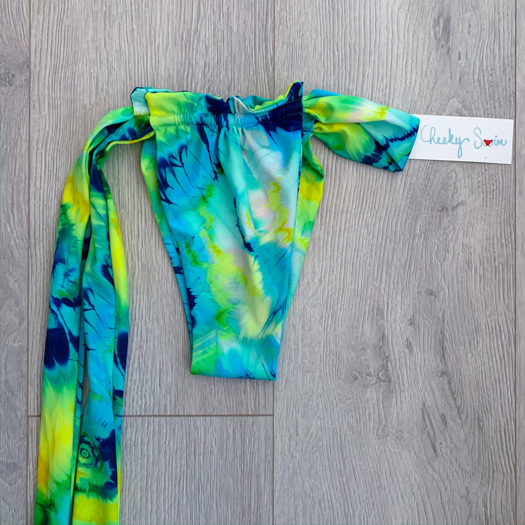 Ocean Tie Dye Cali Bottom