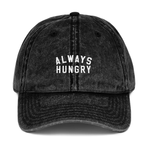 Always Hungry Dad Cap