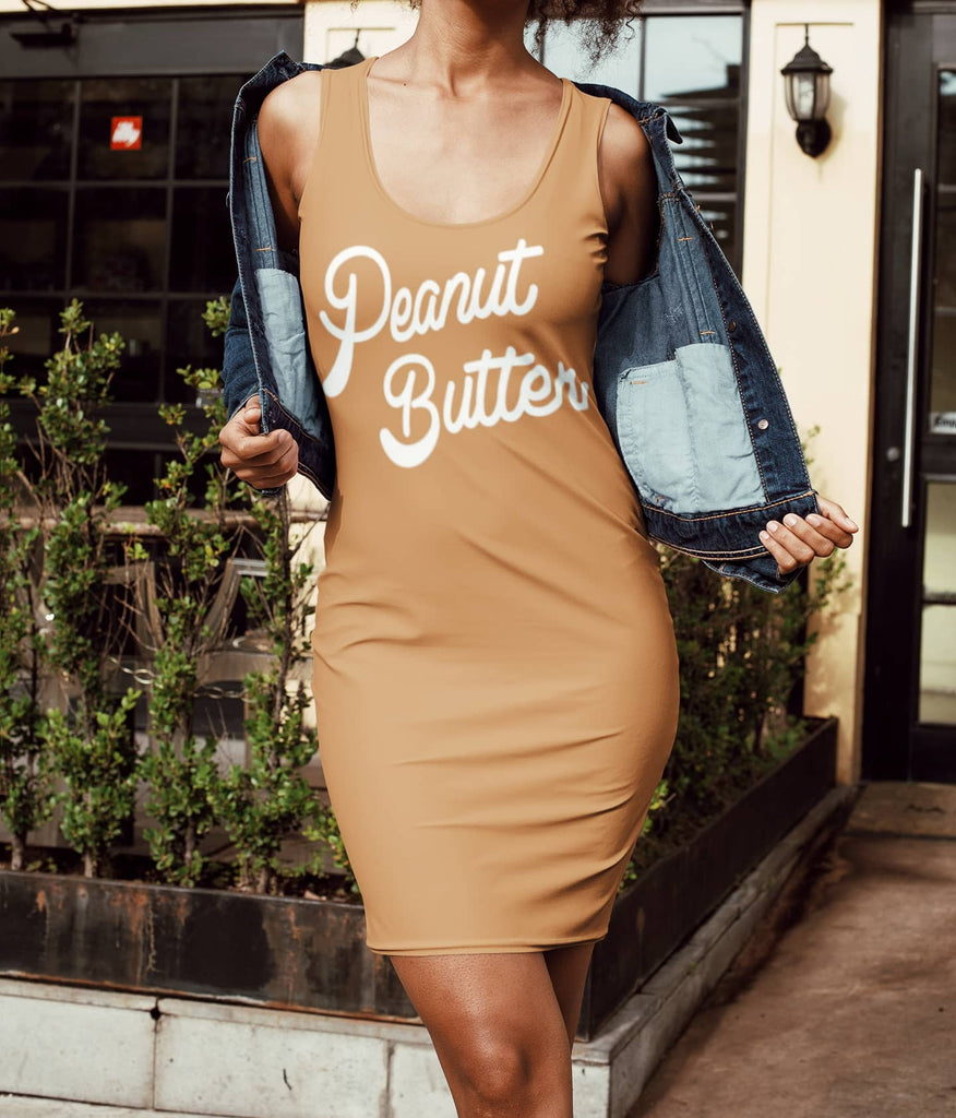 Peanut Butter & Jelly Dress - PlanetSlay