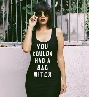 You Coulda Had A Bad Witch Dress