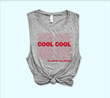 Cool Cool Cool No Doubt Muscle Tank