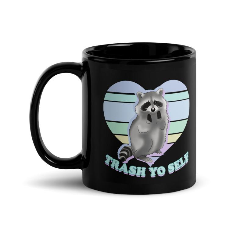Trash Yo Self Mug - PlanetSlay