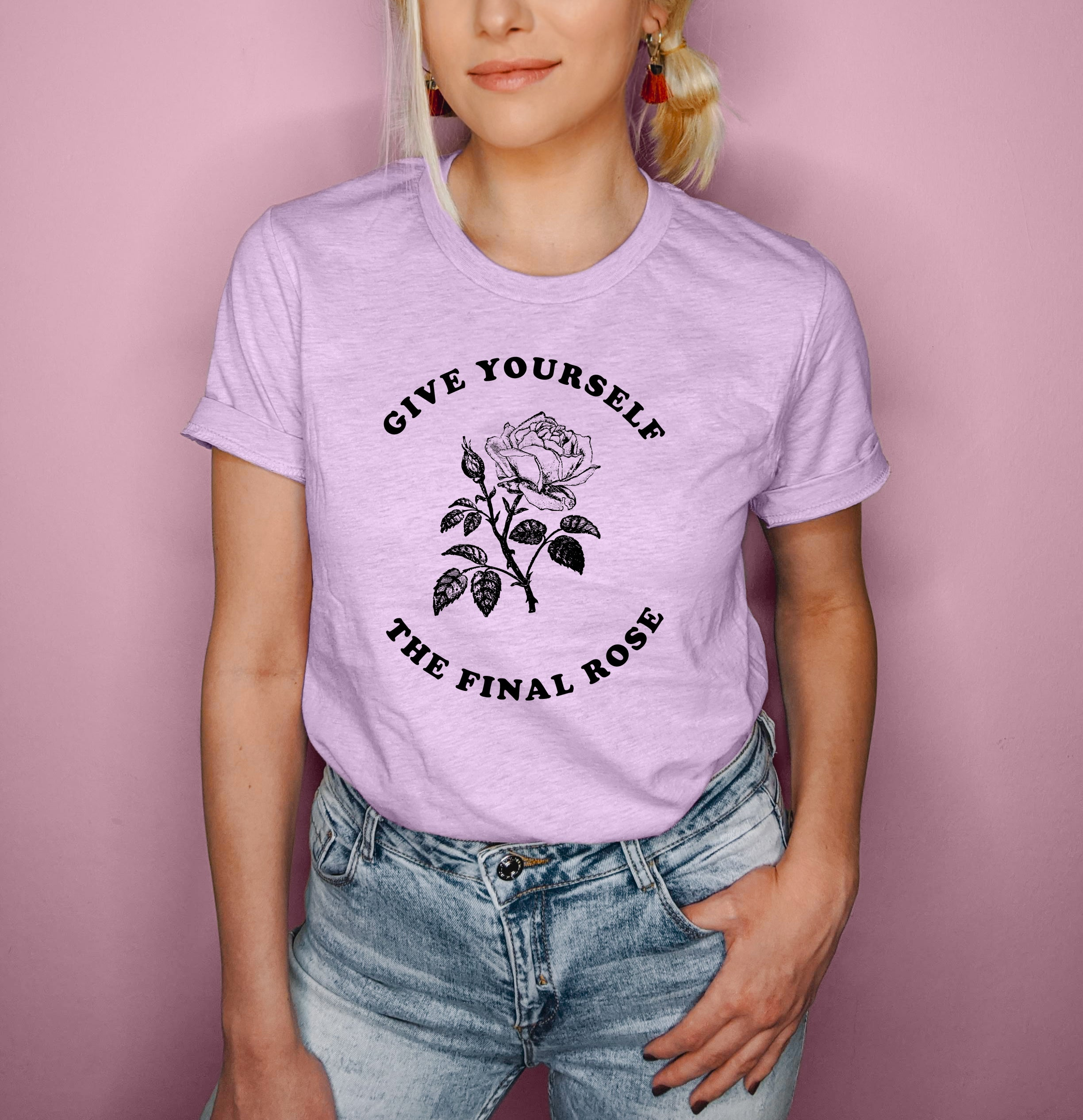 Give Yourself The Final Rose Shirt
