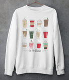 Holiday Drinks Sweatshirt