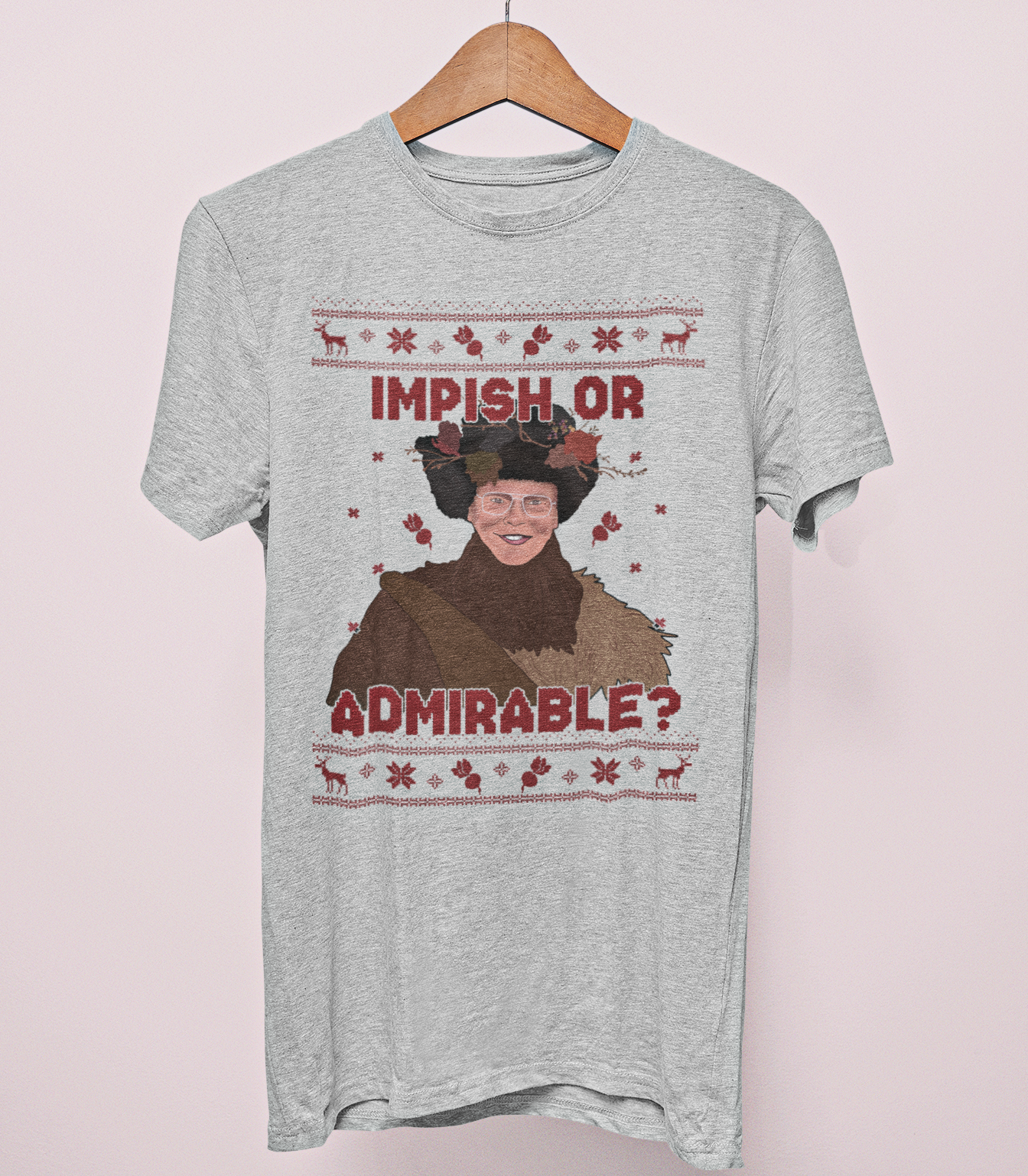 Impish Or Admirable Shirt