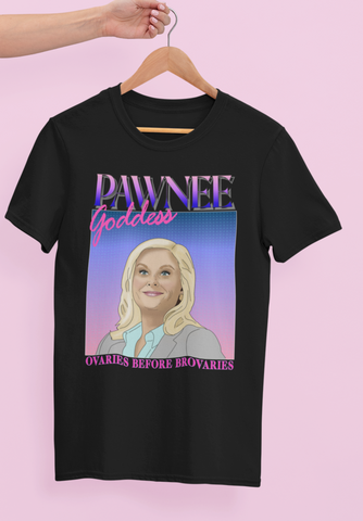 Pawnee Goddess Shirt