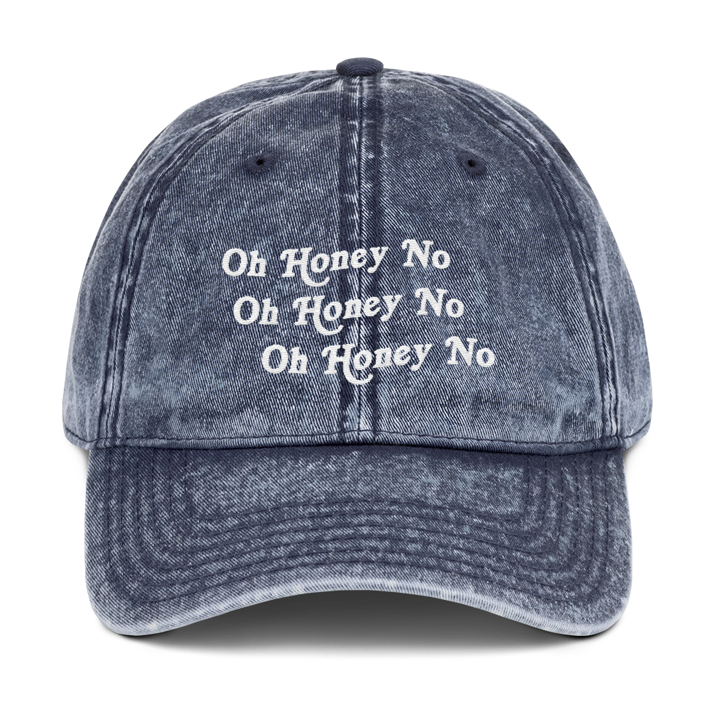 Oh Honey No Dad Cap - PlanetSlay