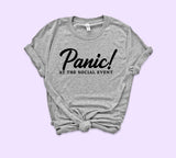 Panic! At The Social Event Shirt - PlanetSlay