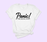 Panic! At The Social Event Shirt