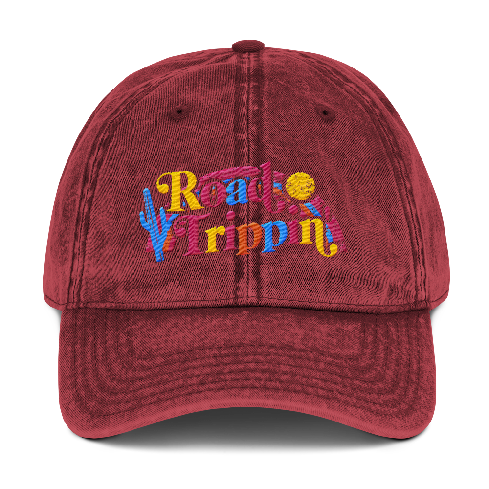 Road Trippin Dad Cap - PlanetSlay
