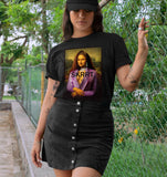 Skrrt Mona Lisa Shirt - PlanetSlay