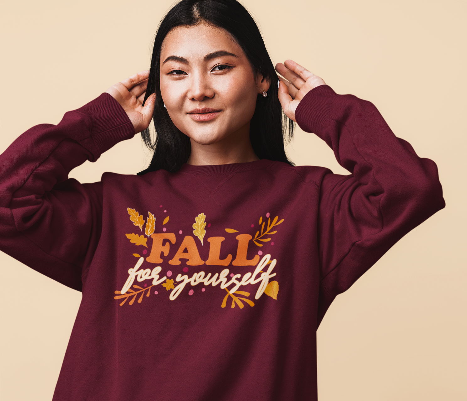 Fall For Yourself Sweatshirt