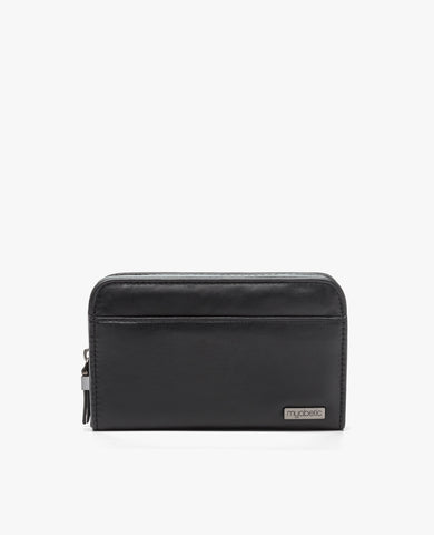 Banting Diabetes Wallet - Genuine Leather