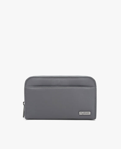 Banting Diabetes Wallet - Charcoal