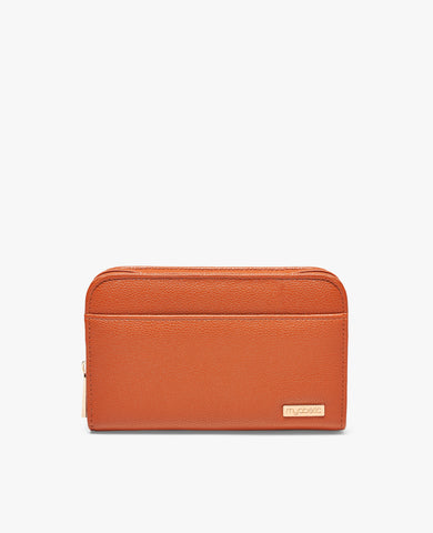 Banting Diabetes Wallet - Cognac