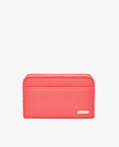 Banting Diabetes Wallet - Coral
