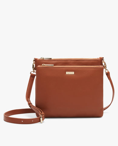 Cherise Diabetes Handbag - Cognac