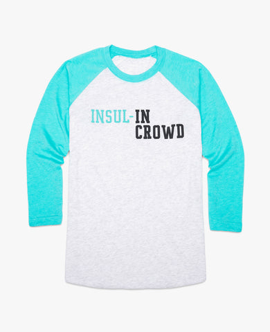 T-Shirt: Insul-In Crowd - Paradise Blue
