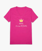 T-Shirt: Princess with Diabetes