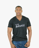 T-Shirt: Type Badass