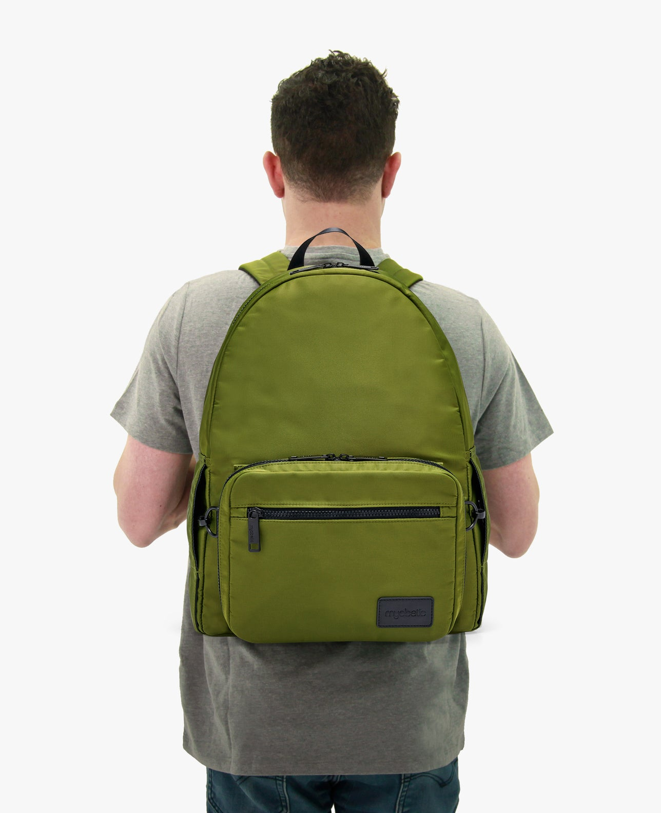 color:olive nylon