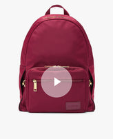 color:burgundy nylon  https://www.youtube.com/embed/3MHgxFb8kw8