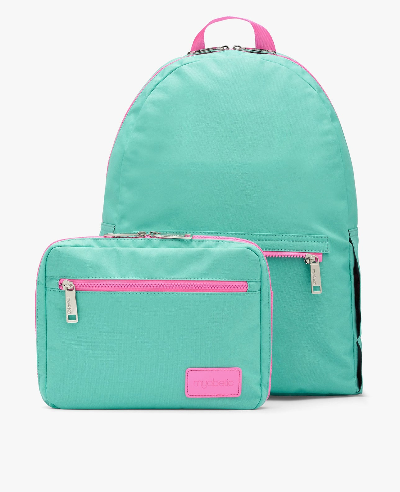 color:riviera blue/pink