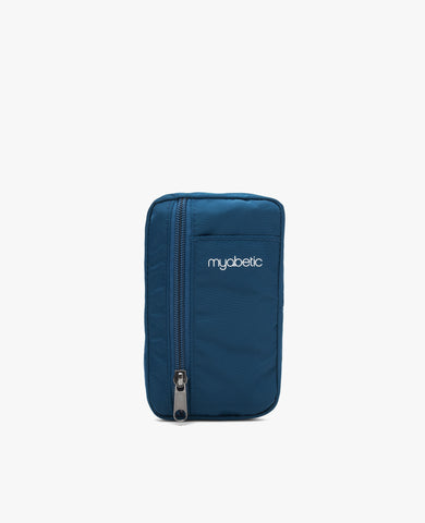 Eli Diabetes Pouch - Blue