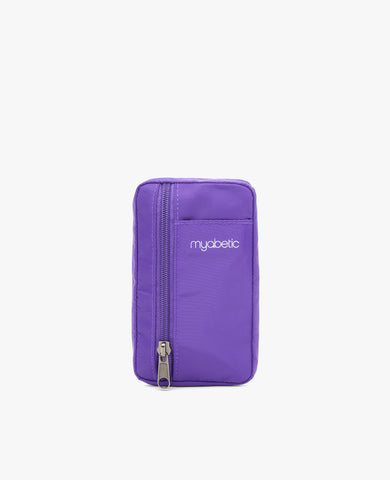 Eli Diabetes Pouch - Purple
