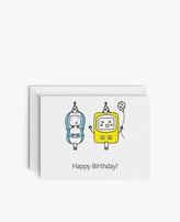 Greeting Card: Happy Birthday