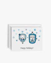 Greeting Card: Happy Holidays