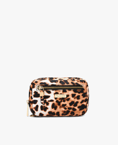 James Diabetes Compact Case - Leopard