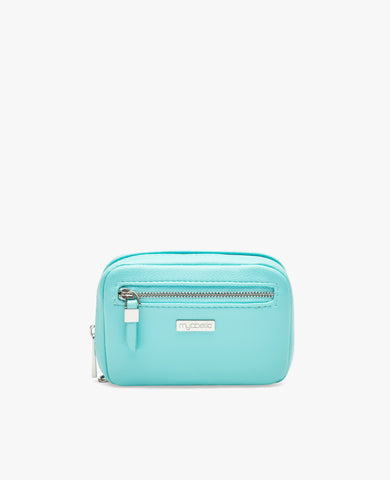 James Diabetes Compact Case - Paradise Blue