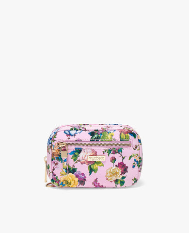 James Diabetes Compact Case - Pink Multi Floral