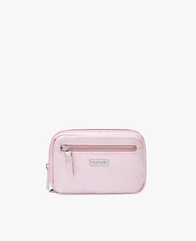 James Diabetes Compact Case - Pink Frost