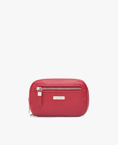 James Diabetes Compact Case - Rose Red