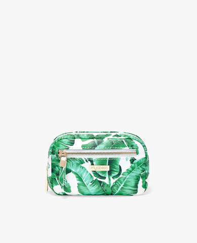 James Diabetes Compact Case - Tropical Leaves