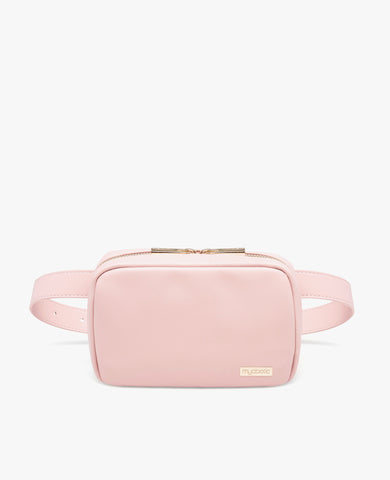 Joslin Diabetes Belt Bag - Blush