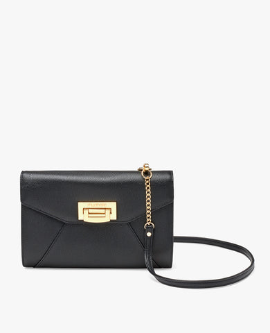 Kerri Diabetes Clutch - Black