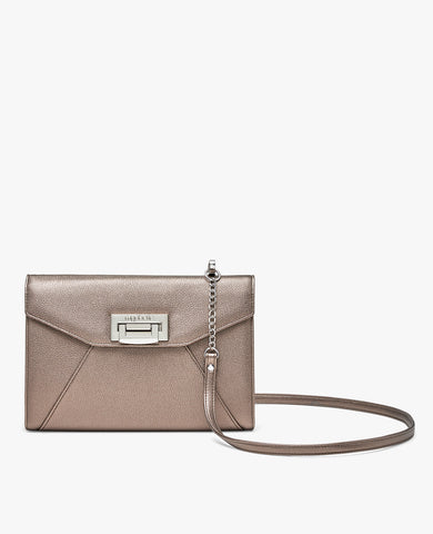 Kerri Diabetes Clutch - Copper Smoke