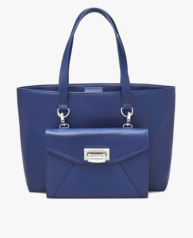 Kerri Diabetes Tote - Navy